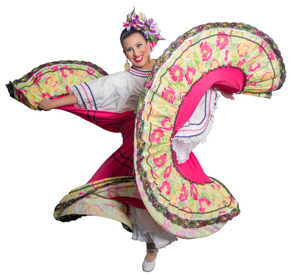 St. Edward's University Ballet Folklorico will perform at 7 p.m. on March 17 at King's College.
