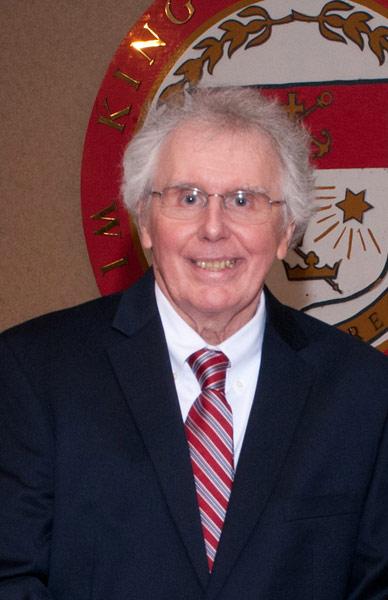 Atty. Joseph S. Falchek, Outstanding Service to Alma Mater