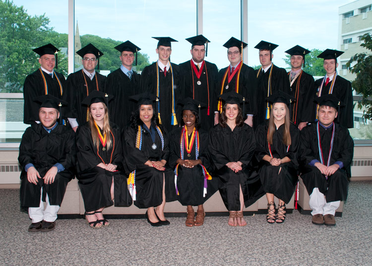 Local Residents Win Academic Awards at  King's College Commencement