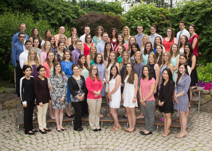 Sixty One Students Earn Master's Degree in Physician Assistant Studies from King's College