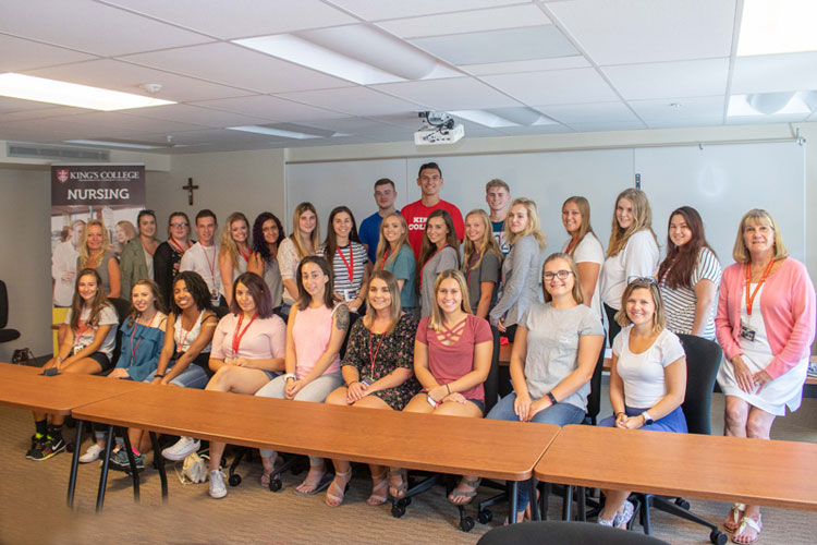Twenty-Six Students in Inaugural 1-2-1 Dual Degrees in Nursing Partnership