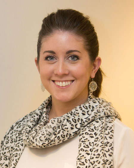 Bridget McFadden, Academic Advisor/International Student Coordinator at King's College.