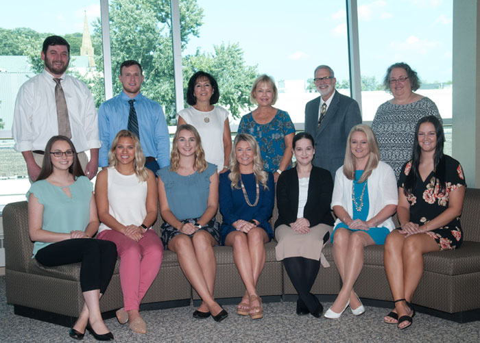 King's College Student Teachers Receive Assignments at Local Schools