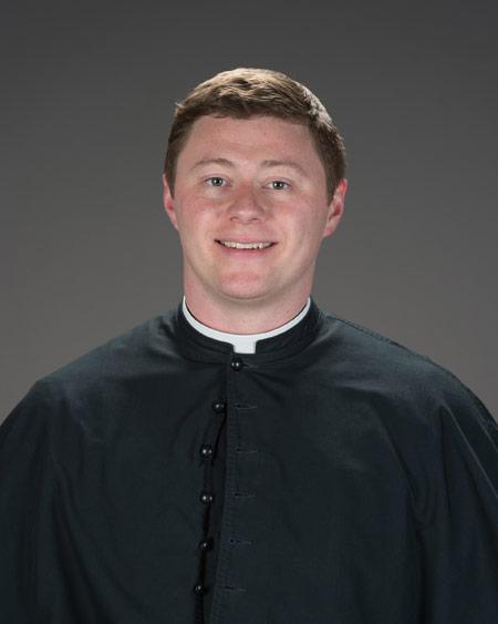 Deacon Brendan McAleer, C.S.C.